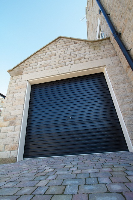 gliderol single skin roller garage door  manual opening Omega Alarm Wiring Diagrams Omega Alarm Wiring Diagrams