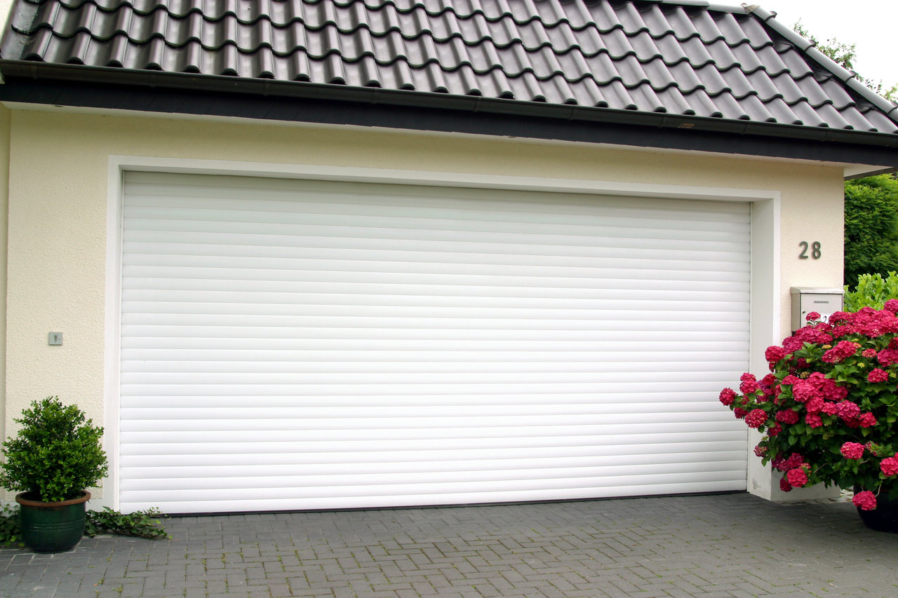gliderol insulated roller shutter garage door discount prices uk made. Black Bedroom Furniture Sets. Home Design Ideas