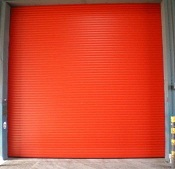 Insulated Industrial Roller Doors