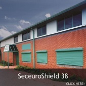 SeceuroShield 38 Security Shutters