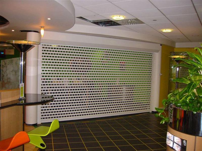 Retail Security Roller Shutter Doors Online