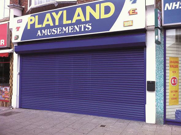 Shop Front Amp Commercial Security Shutters Roller Shutter