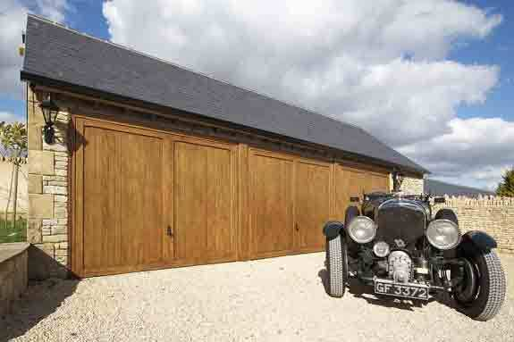 Woodrite Up & Over Garage Doors