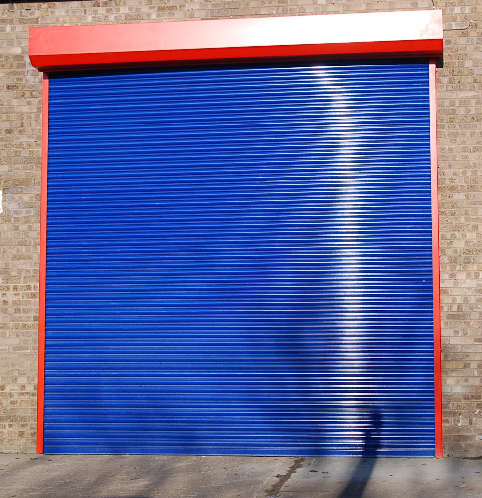 Galvanised Steel Industrial Roller Doors Roller Shutter Doors Online