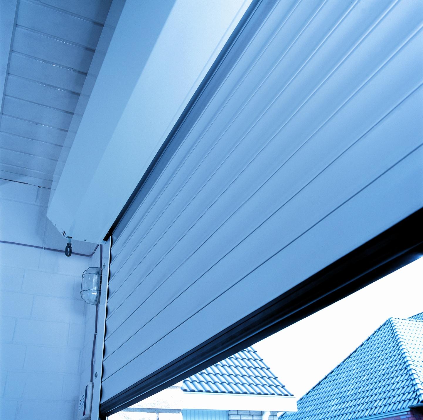 Gliderol Insulated Roller Shutter Garage Door Discount