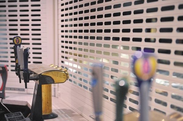 Bar Serving Hatch Amp Kiosk Security Shutters Roller